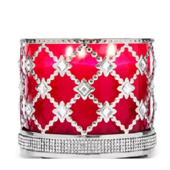 Bath & Body Works Bling Candle Holder